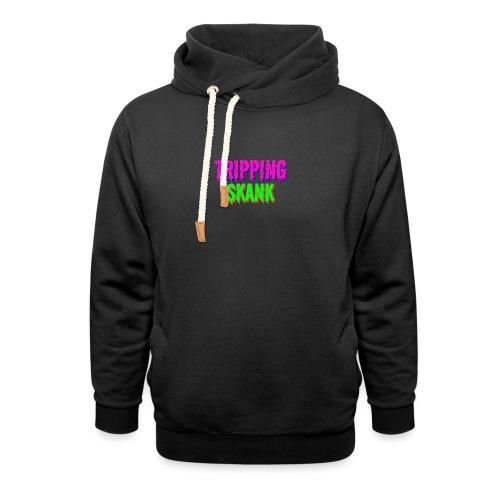 TRIPPING VAN DE SKANK - Unisex sjaalkraag hoodie