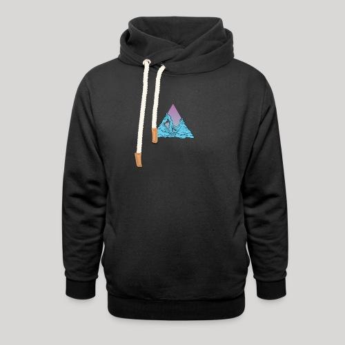 Sucka Piramida - Felpa con colletto alto