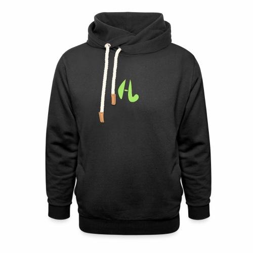 Hockeyvidshd - Unisex sjaalkraag hoodie