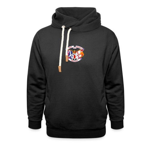 Pride of Shankill - Shawl Collar Hoodie
