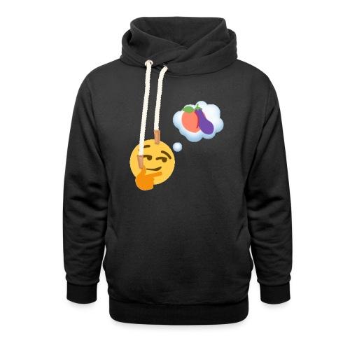 Johtaja98 Emoji - Unisex huivikaulus huppari