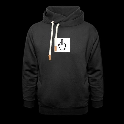 IMG 0451 JPG - Unisex sjaalkraag hoodie