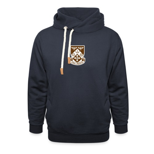 Borough Road College Tee - Unisex Shawl Collar Hoodie