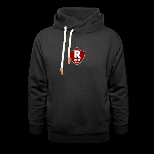 RioT Nation - Unisex Schalkragen Hoodie