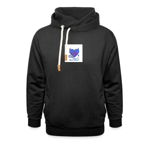 Logo Mon Dover - Felpa con colletto alto unisex