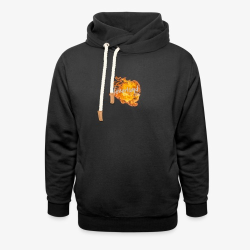 NeverLand Fire - Sjaalkraag hoodie