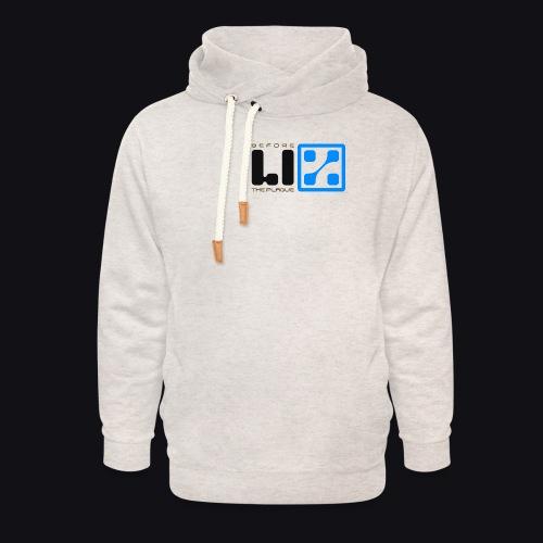 LIZ Before the Plague (Logo) - Felpa con colletto alto unisex