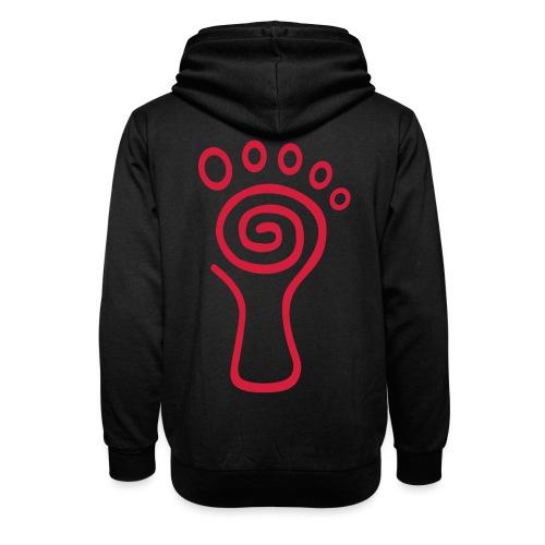 Parvati Records original logo - Unisex Shawl Collar Hoodie