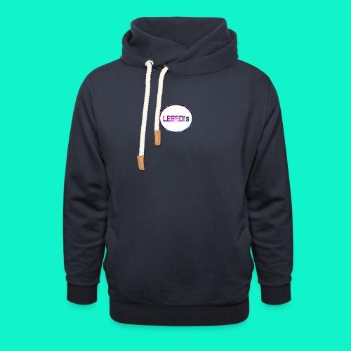lesedi's - Unisex sjaalkraag hoodie