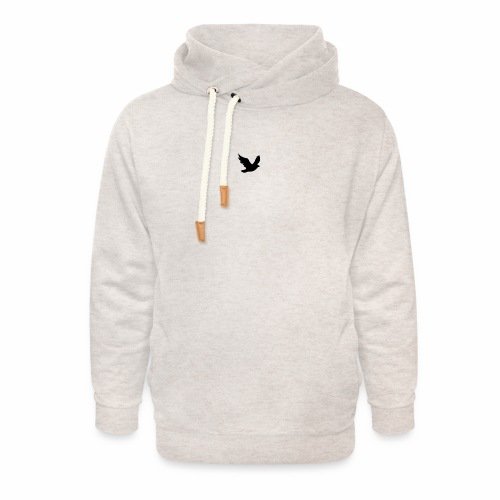 THE BIRD - Unisex Shawl Collar Hoodie