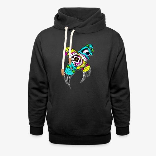 fkgdesign2 - Unisex sjaalkraag hoodie