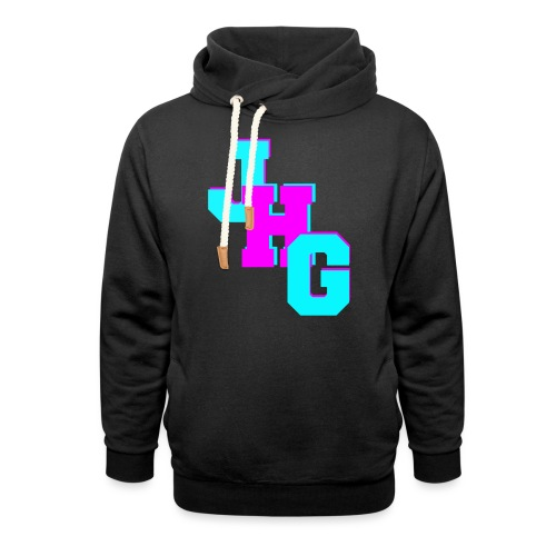 JHG Logo Merch - Sjaalkraag hoodie