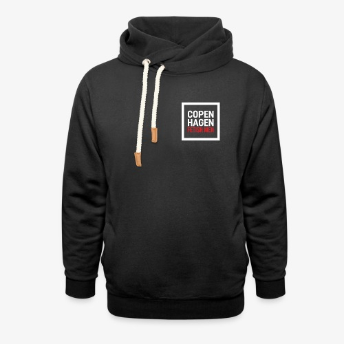 Copenhagen Fetish Men Jacket - Unisex hoodie med sjalskrave