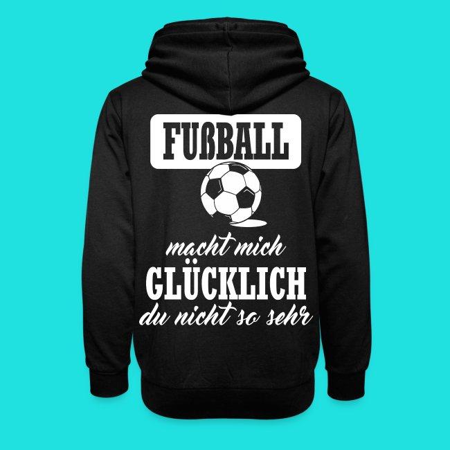 Fußball macht mich glückl