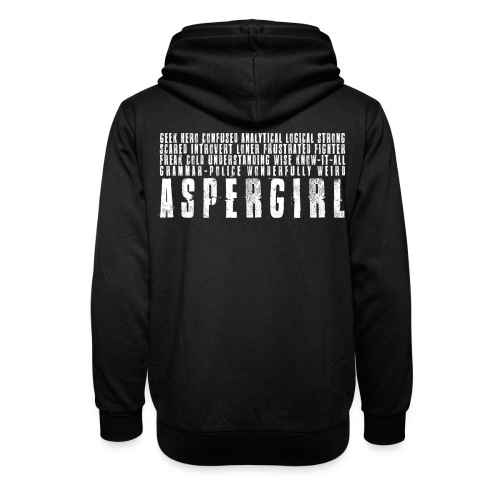 Asper GIRL - Shawl Collar Hoodie