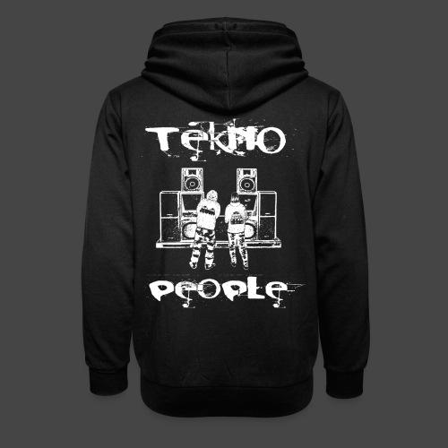 persone Tekno - Felpa con colletto alto