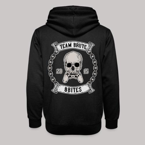 8 Bites MC - Shawl Collar Hoodie