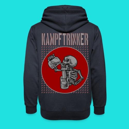 Kampftrinker - Schalkragen Hoodie