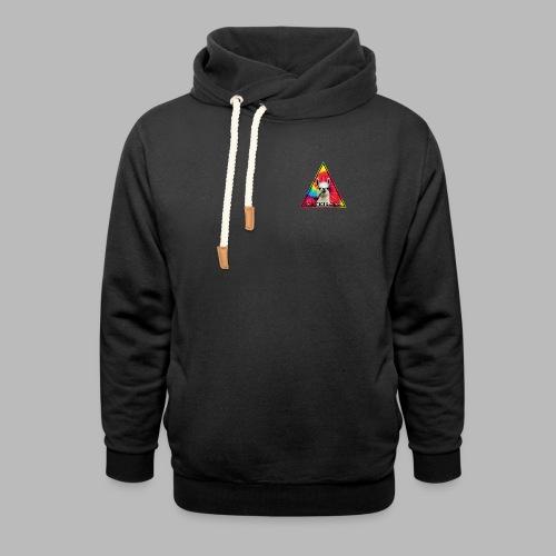 Illumilama logo T-shirt - Unisex Shawl Collar Hoodie