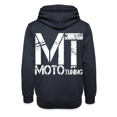 MotoTuning Logo - Unisex Shawl Collar Hoodie