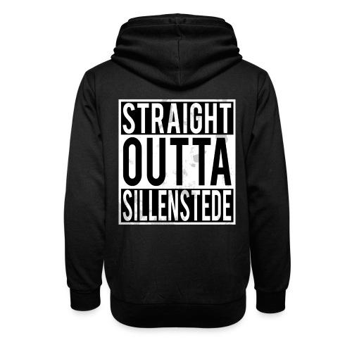 Straight Outta Sillenstede - Schalkragen Hoodie