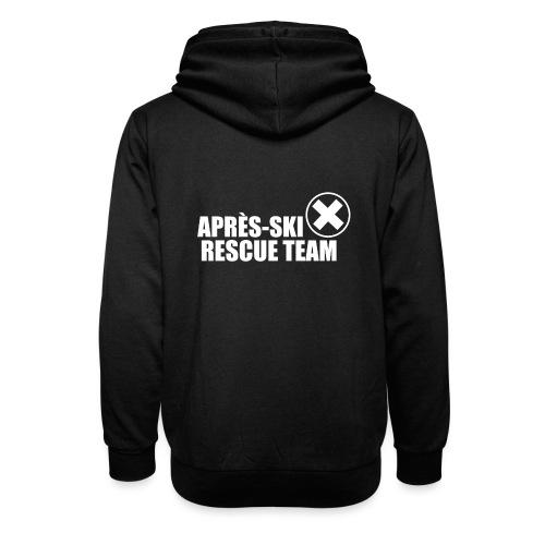 APRÈS SKI RESCUE TEAM 2 - Unisex sjaalkraag hoodie
