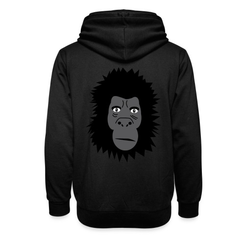 Gorilla - Schalkragen Hoodie
