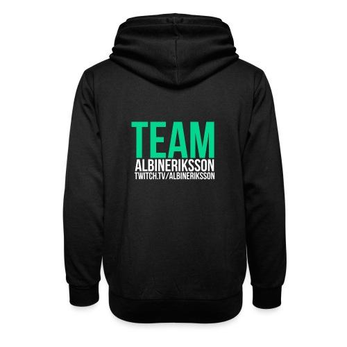 Team albinerikss0n - Luvtröja med sjalkrage unisex