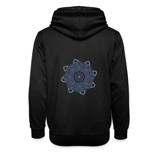 Mandala 3 - Schalkragen Hoodie