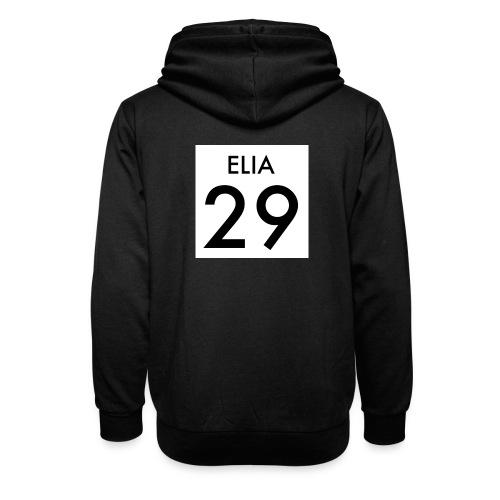 29 ELIA - Unisex Schalkragen Hoodie
