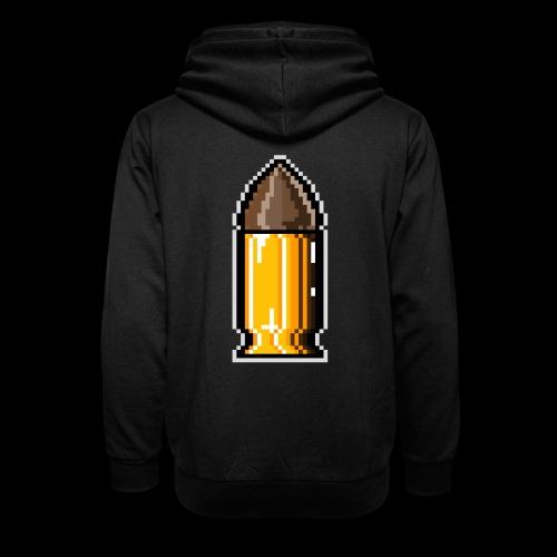 ONE BULLET - Unisex sjaalkraag hoodie