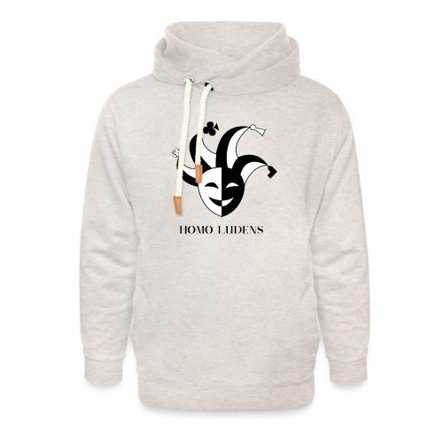 Paedia - Unisex sjaalkraag hoodie