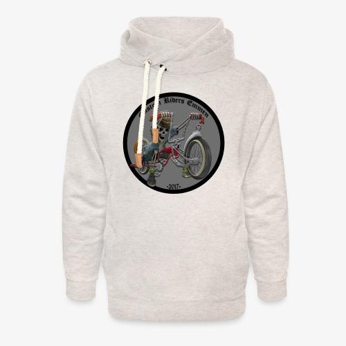 Custom Riders Emmen - Unisex sjaalkraag hoodie