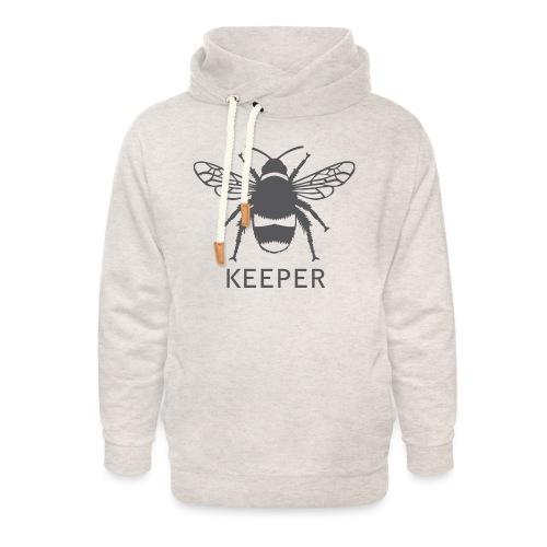 Bee Keeper - Unisex Shawl Collar Hoodie