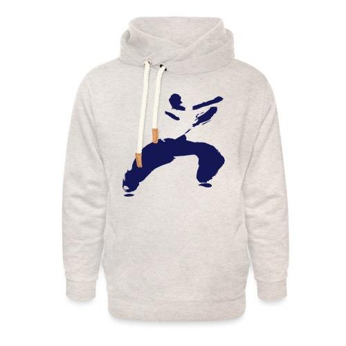 kung fu - Unisex Shawl Collar Hoodie