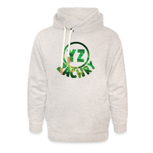 YZ-pet - Unisex sjaalkraag hoodie