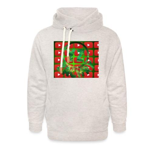 YZ-Muismatjee - Unisex sjaalkraag hoodie