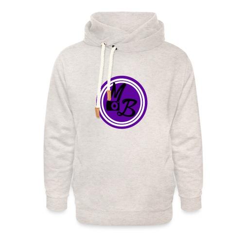 MirandaBos Merch - Unisex sjaalkraag hoodie