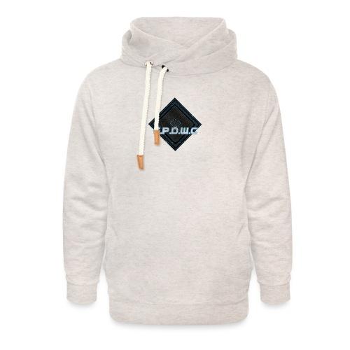 GPDWC - Unisex hoodie med sjalskrave
