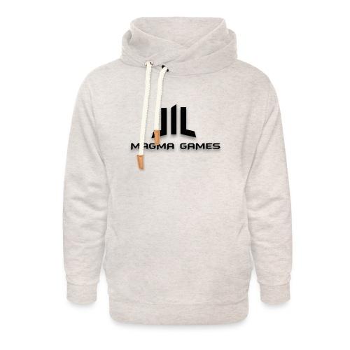 Magma Games 5/5s hoesje - Unisex sjaalkraag hoodie