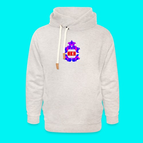 THE OFFICIAL NEUKADNEZZAR T-SHIRT - Unisex Shawl Collar Hoodie