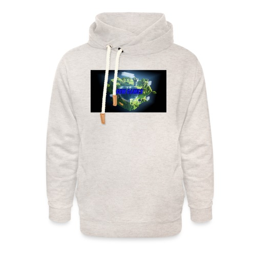 T-shirt SBM games - Unisex sjaalkraag hoodie
