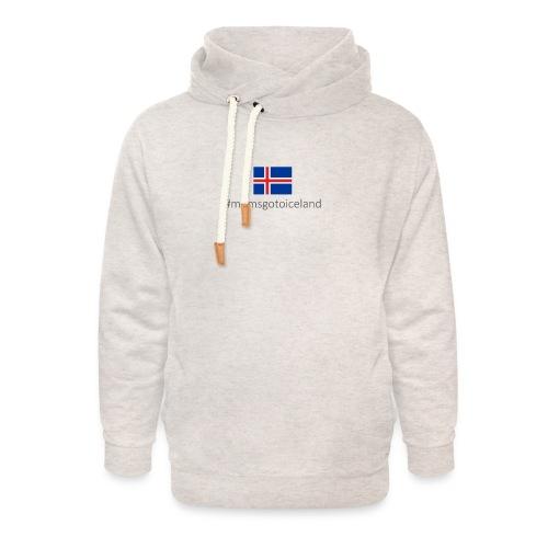 Iceland - Unisex Shawl Collar Hoodie