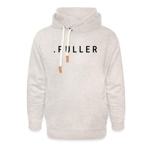 PULLER - Unisex sjaalkraag hoodie