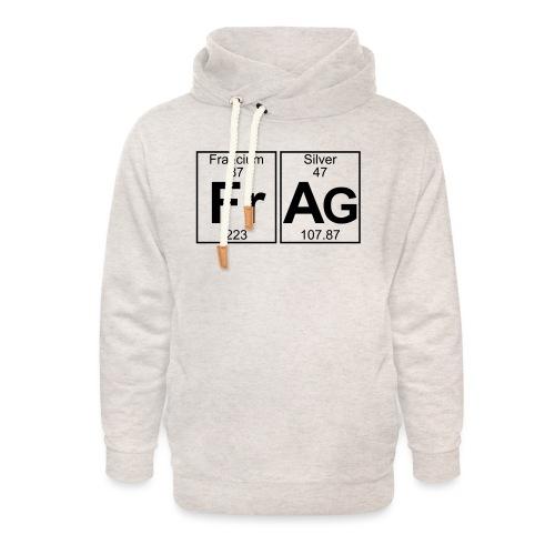 Fr-Ag (frag) - Full - Unisex Shawl Collar Hoodie