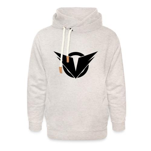 Vintry Logo on back - Unisex Schalkragen Hoodie