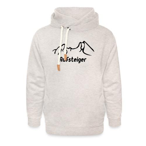 Bergsteiger Shirt - Unisex Schalkragen Hoodie