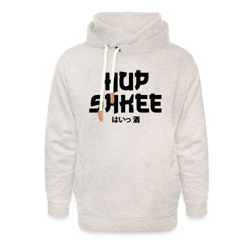 Hup Sakee - Unisex sjaalkraag hoodie