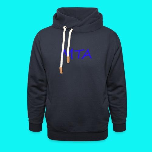 #MTA t-shirts - Unisex hoodie med sjalskrave