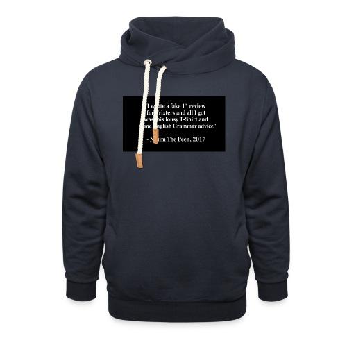 NasimPeen - Unisex Shawl Collar Hoodie
